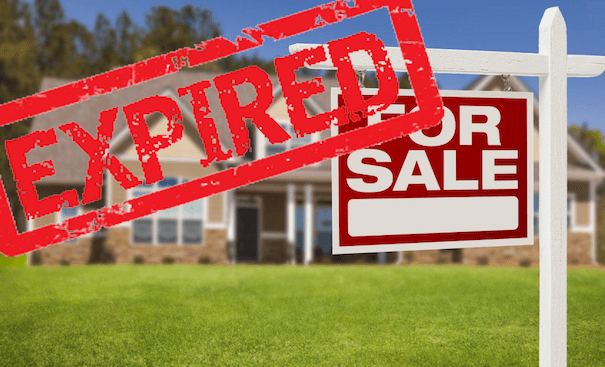 Expired listings are a good source of potential new leads