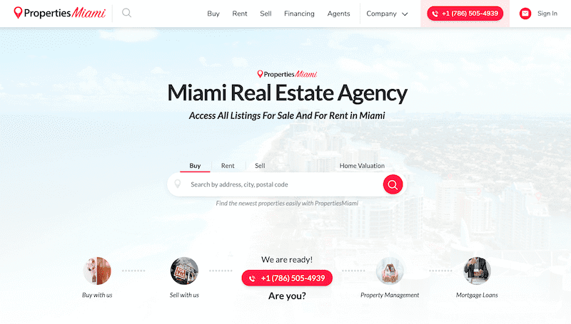 How PropertiesMiami.com The Miami's Biggest Real Estate Agency Started image