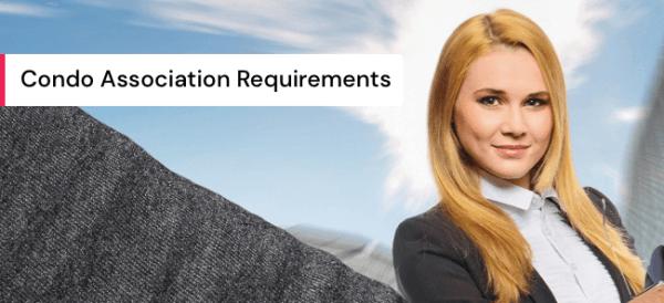 Condo association requirements in Miami.
