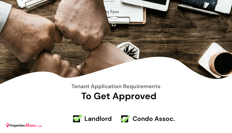 Tenant Application Requirements to Get Approved by Landlords and Hoa's image